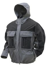Frogg Toggs Pilot III Guide Jacket - Slate/Gray Medium
