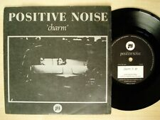 """Positive Noise Charm / And Yet Again UK 7"""" Statik stat 4 1981 EX/NM"""