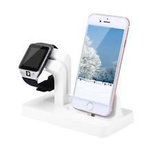 Ladegerät Docking Station für Apple Watch und Phone X 8 8 Plus 7 7 Plus 6 5s 4s