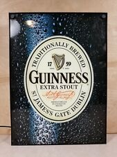 Guinness Extra Stout Lighted Light-up Sign