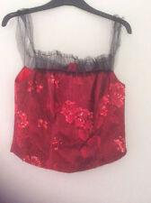Zip Lace Basques & Corsets for Women