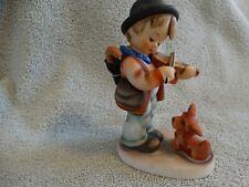 """Hummel Figurine, Hum #1, Puppy Love"""" Version 2, 1950's"""