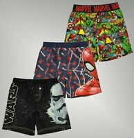Boys Character Swimming Board Shorts Swimwear Sizes Age from 2 to 13 Yrs