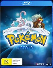 USED (LN) Pokemon: Movies 1-3 Collection [Blu-ray] (2016)