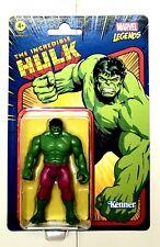 Kenner|Marvel Legends Retro|Hulk 3.75? Figure Lot|MOC|FREE SHIPPING|VINTAGE Lots