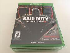 Call of Duty: Black Ops III (Microsoft Xbox One, 2015) NEW