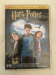 Harry Potter and The Prisoner of Azkaban - 2DVD Set Region 4
