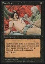 Sacrificio - Sacrifice FBB MTG MAGIC Revised Italian PL