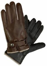 Men's 'Bentley' Sheepskin' Leather Gloves with CASHMERE lining by GRANDOE