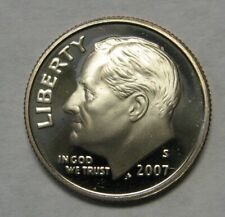 2007-S Clad Roosevelt Dime Shipped FREE Best Prices on Ebay Nice Coins!