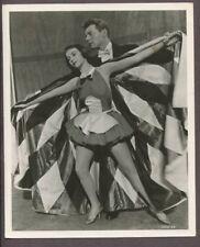 LESLIE CARON Jean-Pierre Aumont DOUBLE WEIGHT 1953 Glamorous Ballet LILI  Photo