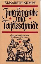 Jungferngrube y diablo herreros-decir desde territorio del Bistums Dresden Meissen