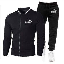 Puma Tracksuit, Black, M, L, XL, XXL