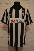 JUVENTUS HOME FOOTBALL SHIRT 2010/2011 SOCCER JERSEY MAGLIA NIKE MENS L 382260