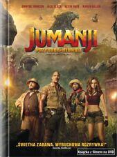 Jumanji: Przygoda w dżungli  DVD - POLISH RELEASE POLSKA EDYCJA