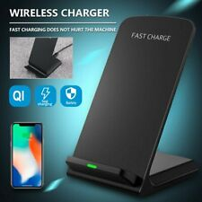 For iPhone SE 2020/11/11 Pro Max/XR/XS Max Qi Wireless Charger Charging Pad Dock