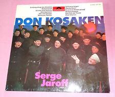 LP DON cosacchi Serge Jaroff, NEAR MINT, lavare, Polydor 2437 352