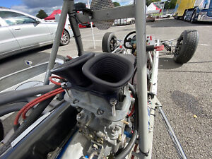 Formula Ford Velo Stak - Induction Trumpet - Velocity Stack - Induction Horn