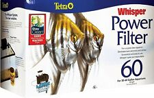 Tetra Whisper Power Filter 60  for Aquariums 30 to 60 Gallon Tank 330 gph flow