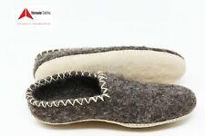 Size 40-100%Felt,Wool Women's/Men's Slipper Mules,Shoes Natureal Handmade nepal