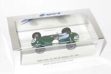 1/43 Spark   Team Lotus 12  Belgium GP 1958 #40   Cliff Allison