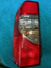 Nissan Xterra Used Left Rear Tail Light  With Harness 2000 To 2003