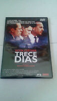 "DVD ""TRECE DIAS"" ROGER DONALDSON KEVIN COSTNER"