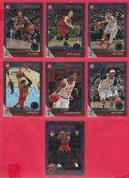 2019-20 NBA Hoops Premium Base Atlanta Hawks Trae-Hunter-Reddish Read Below lot