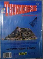 ITC 1993 THUNDERBIRDS POSTER MAGAZINE #7 FLEETWAY BRITISH COMIC