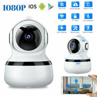 Wireless WIFI IP Kamera 1080P Überwachungskamera Webcam Wlan Nachtsicht Camera