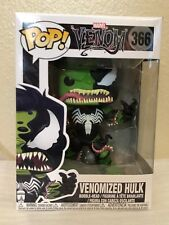 Funko Pop! Marvel Venom VENOMIZED HULK Bobble-Head # 366 In Hand New