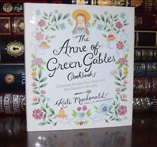 New Anne of Green Gables Cookbook Recipes by Montgomery Illustrated Hardcover