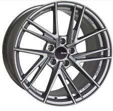 17x8 Enkei Rims TD5 5x114.3 +35 Storm Gray Rims Fits Mazda 3 Accord Rsx Tsx