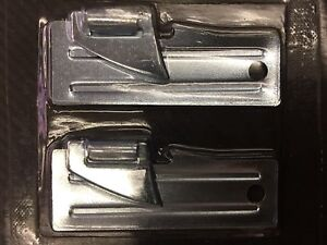 2 X P-58 Army Tin Can Opener. Cadet Military Ration Kit set of two Steel p38 NEW