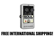 Electro-Harmonix Soul Preacher Compressor/Sustainer FREE INTERNATIONAL SHIPPING