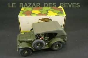DINKY TOYS FRANCE.COMMAND CAR. REF: 810. + Boite. (incomplet)
