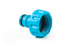 """Hozelock Compatible TAP CONNECTOR 3/4"""" FEMALE WATER Garden Watering Accesor Pipe"""