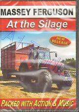 Massey Ferguson At The Silage (Farming Documentary DVD)