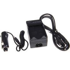 BATTERY CAR CHARGER EU Plug for NIKON EN-EL14 P7000 P7100 D3100 D3200 D5100