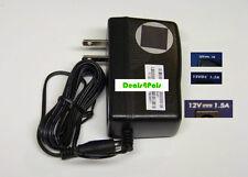 NETGEAR ProSafe FVS318 GS108 VPN Router Switch AC Adapter Power Supply Cord Plug