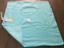 plaid / couverture pour bébé AGATHA RUIZ DE LA PRADA bleu neuf avec étiquette