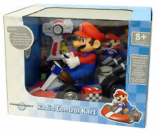 Mario Kart Wii Radio Control Mario Kart Large Size remote included *BRAND NEW!*