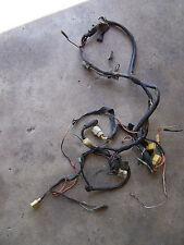 suzuki gt185 main wiring wire harness loom wires 1977  75 77 76