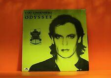 UDO LINDENBERG UND DAS PANIKORCHSTER - ODYSSEE - POLYDOR EX VINYL LP RECORD (1)