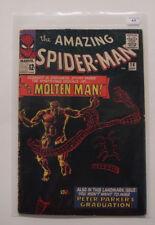 Amazing Spiderman #28 Graded 4.0