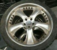Land Rover Vogue HSE L322 02-04 22inch wheels set of 4 with tyres