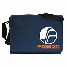 Wipeout Racing Feisar inspired Navy Blue Messenger Shoulder Bag
