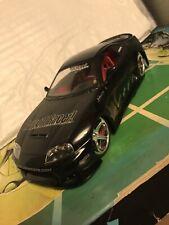Jada Die Cast Import Racers Toyota Supra 1/24 Scale Broken No Spoiler, Wiper GC