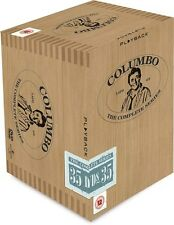 Columbo The Complete Series 1-10 Collection DVD 35 Disc Boxset Boxed Set New R4