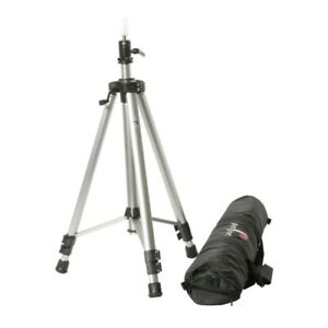 DELUXE Pivot PoInt TITAN Tripod with Elevator Tension Adjust System &  Carry Bag